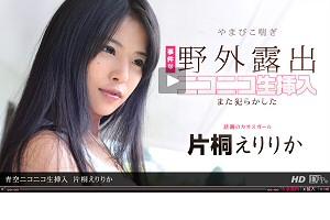片桐えりりか 青空ニコニコ生挿入 動画書き起こし・レビューを読む
