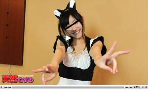 田部りこ メイド服が似合う年下の娘 動画書き起こし・レビューを読む