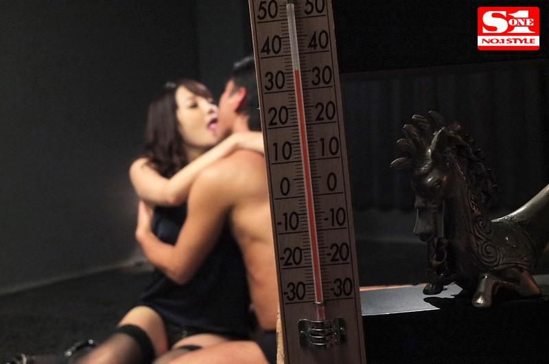 【RION】豊満Jカップボディの汗だく性交