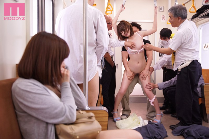 【伊東ちなみ】女子大生が痴漢冤罪の復讐レイプで快楽堕ちアヘ顔Wピース
