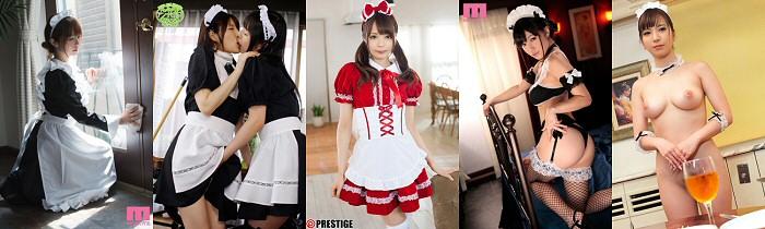 【アンケート結果】メイド服はどれが好きですか? 動画書き起こし・レビューを読む