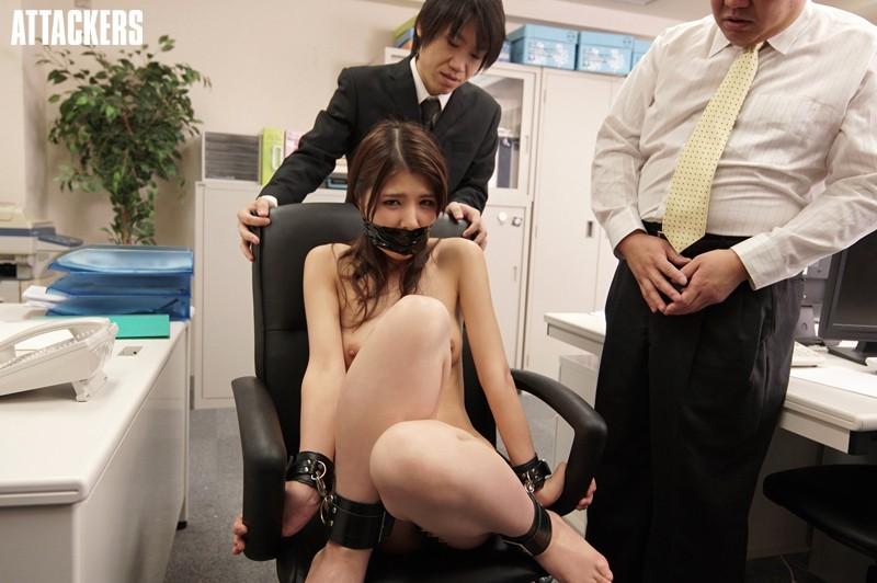 【笹本結愛】美人OLはブラック企業の福利厚生肉便器