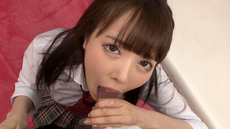 【五十嵐星蘭】セックス好きの美少女JKと校内で中出し